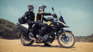 2. 2017 Suzuki V-Strom 650 Official Video