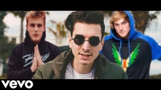 PAUL BRO'S - Jake Paul & Logan Paul (Official Music Video)