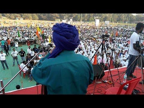 Video bahujan kranti morcha azad maidan mumbai speech of Mr.Waman Meshram (N.P.BMM) download in MP3, 3GP, MP4, WEBM, AVI, FLV January 2017