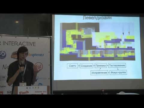 Nekki: Shadow Fight 2: История разработки (DevGAMM Minsk 2014)
