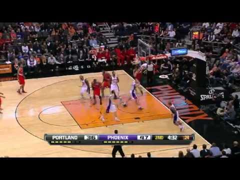 Portland Trail Blazers 87 – Phoenix Suns 114