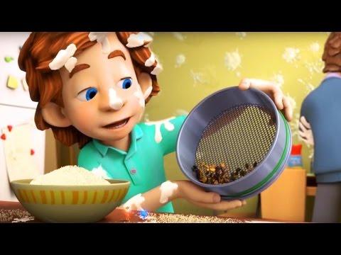 Мультик Фиксики - Все серии подряд - Сито, колесо (видео)