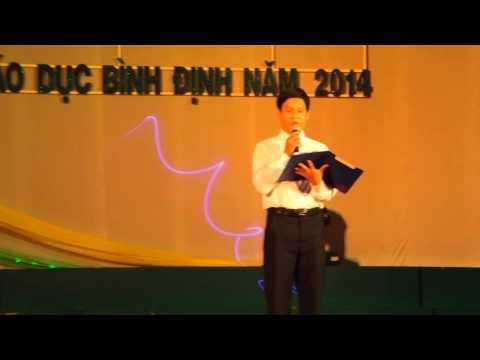 Dẫn chương trình Văn nghệ - THPT Tây Sơn, Bình Định