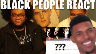 BLACK PEOPLE WATCH K-POP(BTS - HIP HOP LOVER/PHILE)
