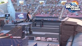 Ryan Williams came into the 2017 Nitro World Games with two solid goals: Win Scooter Best Tricks and repeat as Champion of...