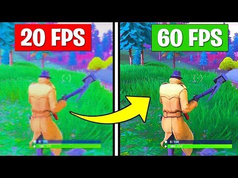 How To Get MORE FPS On Fortnite Season 5 - Increase Your Performance BOOST Your FPS, LAG, CRASH FIX