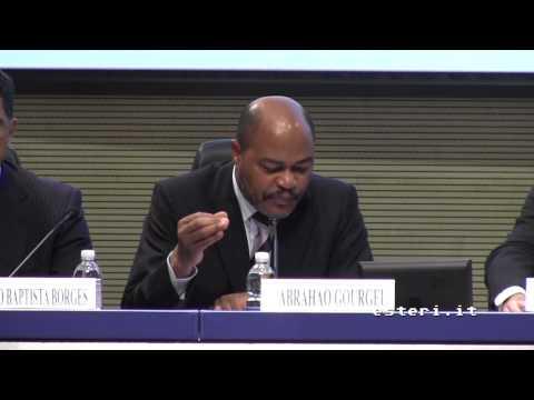 """""""Italia-Angola Le opportunità di una partnership economica"""""""