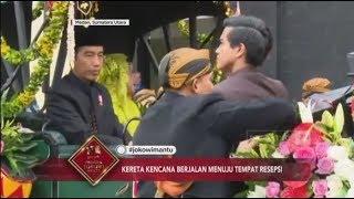 Video Naik Kereta Kencana, Presiden Jokowi & Ibu Iriana Ditemani Kaesang MP3, 3GP, MP4, WEBM, AVI, FLV Februari 2018