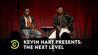 BT Kinglsey tells Kevin Hart why he used to wear two watches and describes the struggle of handing out comedy flyers on the...
