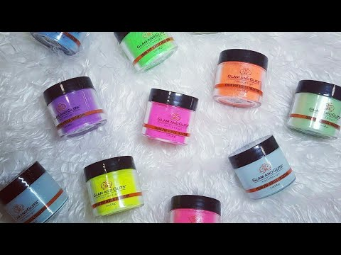 GLAM AND GLITS| COLOUR POP ACRYLIC COLLECTION|