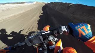 3. 2019 KTM 250SXF - Cahuilla Creek MX - GoPro First Laps!