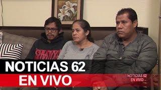 Padres de un joven que sufre de problemas endocrinos enfrentan una deportación. – Noticias 62. - Thumbnail