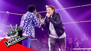 Video Tomi en Bonni zingen 'Wonderful World' | The Battles | The Voice van Vlaanderen | VTM MP3, 3GP, MP4, WEBM, AVI, FLV Agustus 2018
