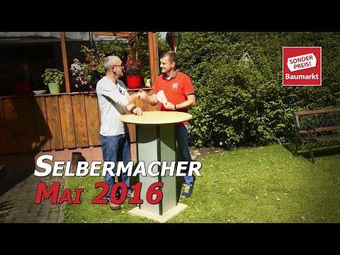 Der Selbermacher Mai 2016 // Sonderpreis Baumarkt