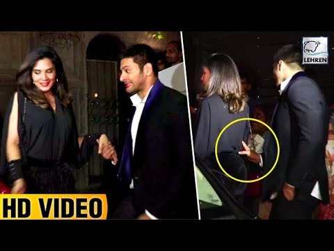 Ali Fazal And Richa Chadda Caught DRUNK After A Pa