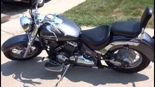 10. 2005 Yamaha v-star 650 classic FOR SALE!!!