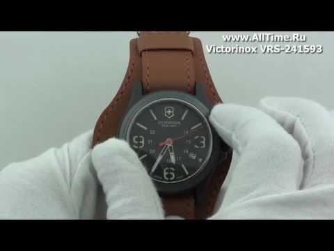 Обзор. Мужские наручные часы Victorinox VRS-241593