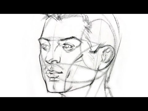 drawing - Premium Figure Drawing Videos - http://www.proko.com/figure Portrait Fundamentals - http://www.proko.com/dvd1 In this tutorial I'll attempt to summarize Andr...