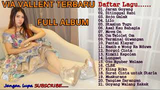 VIA VALENT TOP HITS  FULL ALBUM TERBARU 2017
