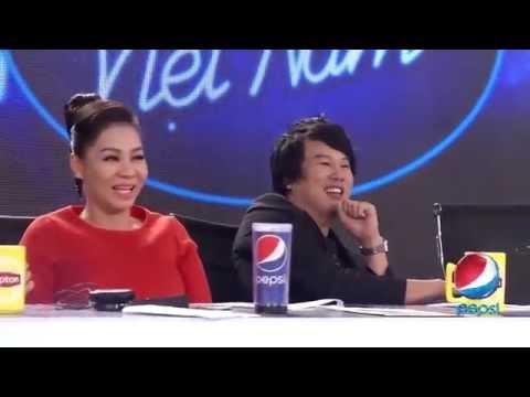 """Vietnam Idol 2015 Tập 2 - Tiết mục """"cười ra nước mắt"""" của thí sinh Idol"""