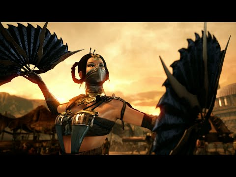 Who's Next? — Official Mortal Kombat X Gameplay Trailer