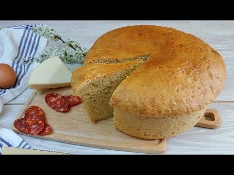 pizza pasquale al formaggio, semplice e veloce - ricetta