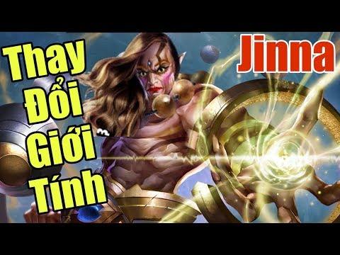 [Gcaothu] Jinna chuyển giới quẩy tung nóc nhà - Tuyên bố làm trùm đường giữa - Thời lượng: 13:30.