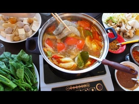 Tom Yum HOT POT - Lẩu Thái