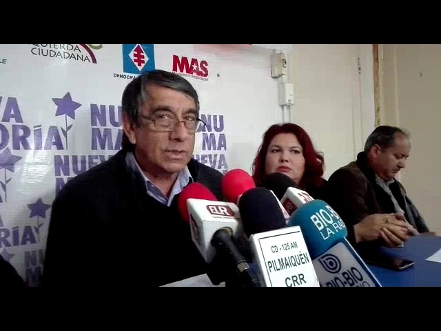 Nueva Mayoría Los Ríos califica de histórica votación a reajuste en Congreso