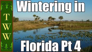 Sorry for two of these Wintering in Floridas in a row, I'm behind. In this part I'll be covering some of the more intersting places and camping in the NW peninsula and Central Florida areas.  I'll also cover in depth one of my favorite low cost camping areas in the center part of the state Three Lakes WMA.  Florida State Parks:https://www.floridastateparks.org/Levy County's Shell Mound CG (Cedar Key)http://www.levycounty.org/cd_parks.aspxWithlacoochee State Forest:http://www.freshfromflorida.com/Divisions-Offices/Florida-Forest-Service/Our-Forests/State-Forests/Withlacoochee-State-Forest/Recreation-at-Withlacoochee-State-Forest#mutualhttp://www.freshfromflorida.com/Divisions-Offices/Florida-Forest-Service/Our-Forests/State-Forests/Withlacoochee-State-Forest/The-Croom-Tract-at-Withlacoochee-State-ForestState Forest Fees:http://www.freshfromflorida.com/content/download/62942/1443429/FDACS-P-02050.pdfFWC (Three Lakes Wildlife Management area)http://myfwc.com/hunting/wma-brochures/ne/three-lakes/More sources/reviews of camping options in the area:http://freecampsites.net/Music:Dark StepLicensed under Creative Commons: By Attribution 3.0 http://creativecommons.org/licenses/by/3.0/