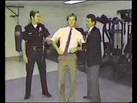 KEYT NEWS in the 80's Anchor