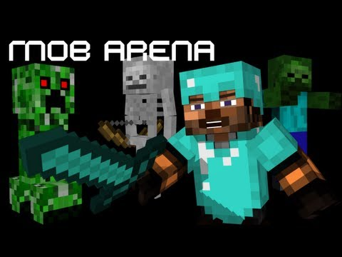 Minecraft - Mob Arena