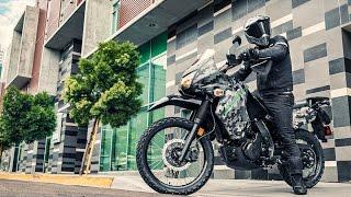 10. 2017 Kawasaki KLR650 Camo | Single Cylinder 651cc