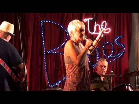 BLUES AT THE COACH AND HORSES 10 09 14