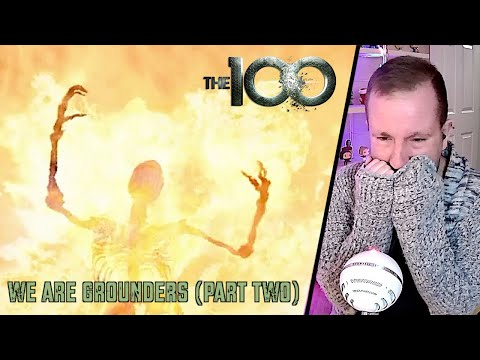 WE ARE GROUNDERS (PART TWO)    The 100 1x13    Episode Reaction