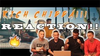 Video Rich Chigga - Chaos REACTION (MUST WATCH!!) MP3, 3GP, MP4, WEBM, AVI, FLV Oktober 2017