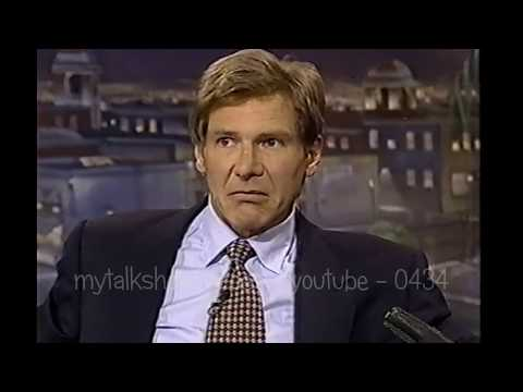 HARRISON FORD - HILARIOUS INTERVIEW