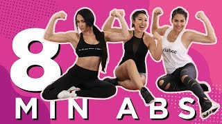 Download Youtube: 8 Minute At-Home Ab Workout with The Bella Twins!