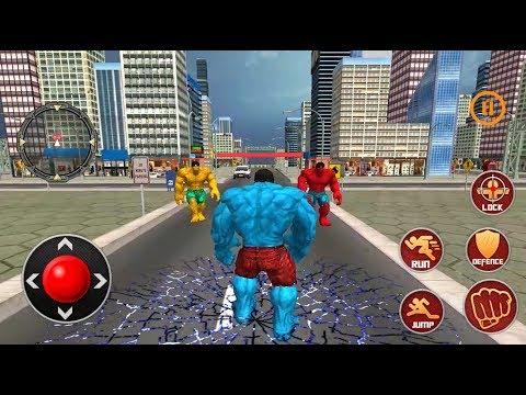 ► Incredible Hulk vs Hulk Robot - Monster Superhero City Optimus Prime Robot & More Robots Rescue