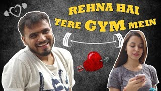 Video Rehna Hain Tere Gym Mein - Amit Bhadana MP3, 3GP, MP4, WEBM, AVI, FLV Juli 2018