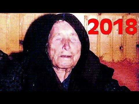 Blind Mystic Baba Vanga Has Shocking Predictions For 2018