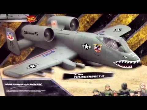 """ELITE FORCE """"A-10A Thunderbolt..."""