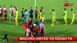 Download Video All Goal (2-2) Madura United vs Kedah FA Suramadu Super Cup 2018 MP3 3GP MP4