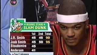 Josh Smith - 2005 NBA Slam Dunk Contest (Champion)