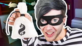 I'M GUNNA ROB YA!! | A Very Organised Thief