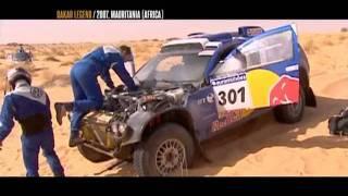EN - Legend - 2007, Mauritania (Africa)