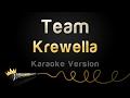 Krewella - Team (Karaoke Version)
