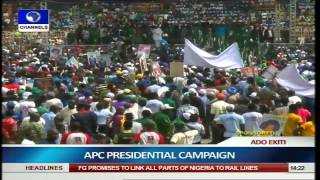 APC Presidential Campaign In Ado Ekiti Part 4