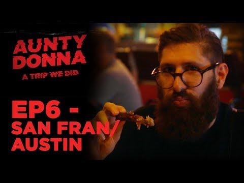 A Trip We Did - Ep 6 (San Francisco + Austin) - Tour Documentary