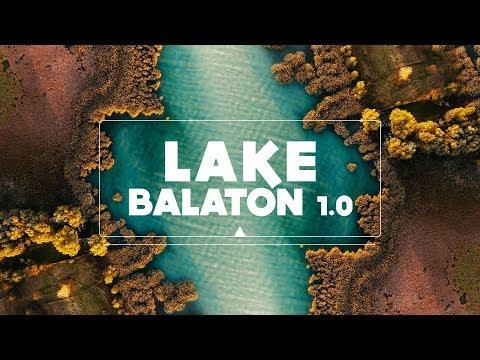 Nem lehet ennél szebb videót készíteni a Balatonról!